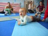 Cvičení dětí cca od 1 do 3 let