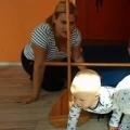 Cvičení od 3 do 12 měsíců